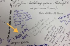 Anyone who works in an office will cringe at this person's card disaster