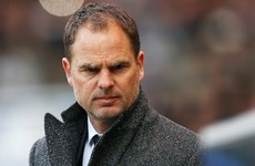 Frank de Boer steps down as Ajax manager and could get a job next in the Premier League