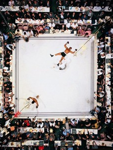 The story behind one of the most iconic sports photos of all time
