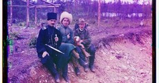 These colourised photos bring pre-communist era Russia to life