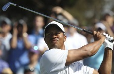 Tiger roars again as former world No 1 leads in Australia