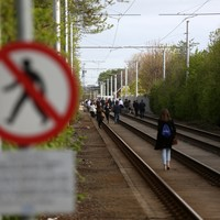 Don't forget - there's another Luas strike tomorrow