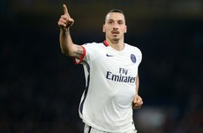 'I came like a king, left like a legend': Clubs on red alert as Zlatan confirms PSG exit