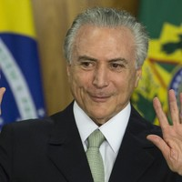 White men make up 25% of Brazil's population - they now account for 100% of its cabinet