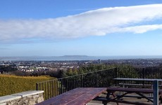 Here's why this pub in the Dublin mountains is just the best place to be on a sunny day