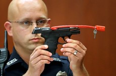 "Auction appears hijacked as ""Racist McShootFace"" bids $65m for gun that killed Trayvon Martin"