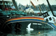 The Greens' new senator on her activist past and the bombing of the Rainbow Warrior