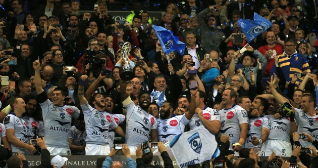 Disappointment for O'Shea and Quins as Montpellier edge Challenge Cup final