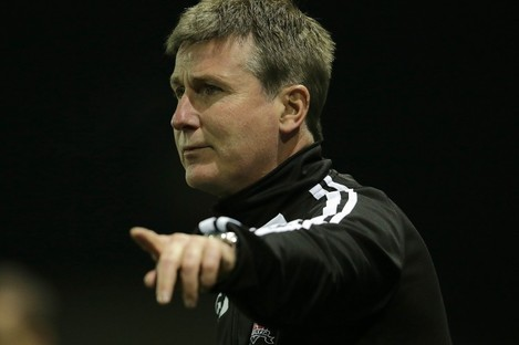 It was a seventh league win on the bounce for Stephen Kenny's side.