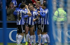 Towell makes league debut, but Brighton have mountain to climb in Championship play-off