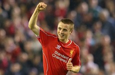 The player once dubbed the 'next Steven Gerrard' is leaving Liverpool