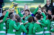 Dublin club Sheriff YC claim FAI Junior Cup glory at the Aviva Stadium