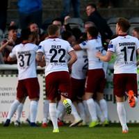 Stunning 40-yard strike seals hard-fought Galway win