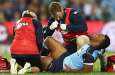 Wasps-bound Kurtley Beale could be out for up to a year with 'significant' knee injury