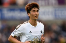 Swansea star to miss Man City clash due to national service