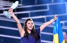 Ukraine snatches Eurovision crown from Australia