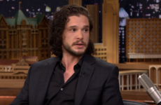 Kit Harington says he dropped Game of Thrones spoilers to get out of a speeding ticket