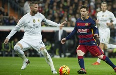 Ramos: Barcelona are 'deserved winners' of La Liga