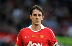 Oh the irony! Turns out Gary Neville is a self-hating Scouser