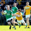 Tomás Corrigan drags Fermanagh to victory over Antrim in Ulster