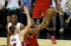 Toronto Raptors tear down Heat in game 7 to set up clash with LeBron James' Cavaliers