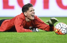 'It's happened again' - Arsenal goalkeeper Szczesny mocks Tottenham