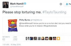 Mark Hamill can't stop tweeting about how much he loves Donegal