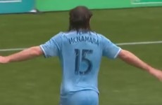 Ireland may be tempted to renew their interest in MLS midfielder after this stunning winner