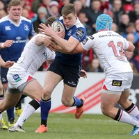 Ringrose letting physique follow all-round improvements as he aims to settle a score