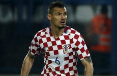 Liverpool's Dejan Lovren left out of Croatia's Euro 2016 squad after bust-up with manager