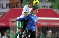 As it happened: Estonia v Ireland, Euro 2012 qualification play-off