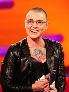 Sinead O'Connor has been found safe and well