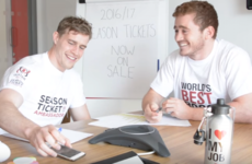 'I want a discount!': Paddy Jackson pranks Les Kiss and tries to sell him £6,000 season tickets