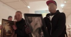 Men jailed for staging 'fake robbery' at art gallery as part of Youtube prank