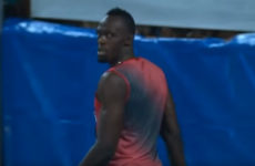 Usain Bolt has an 'aggravated hamstring injury' - but still plans to race on Friday
