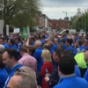 'We're living on borrowed money': Middle-ranking gardaí protest over pay