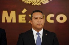 Mexico's interior minister dies in helicopter crash