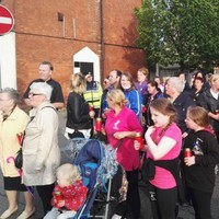 """""""Not prepared to remain silent"""" - Dublin community procession takes place in protest against crime"""