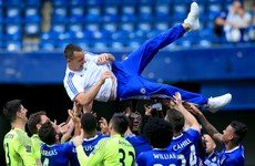 He's staying! John Terry signs new one-year contract with Chelsea