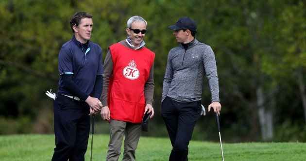 We'll Leave It There So: McIlroy eager to succeed at The K Club, Liverpool's big night and today's sport