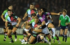 Connacht beaten by Quins at the Stoop