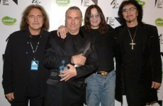 Reunited - and it feels so good! Black Sabbath are back