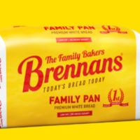 Brennans recalls family pan over laminated paper risk