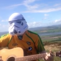This musician made a Star Wars parody of the Hills of Donegal