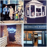 That amazing doughnut kiosk on O'Connell Street is opening a brand new shop in Dublin 1