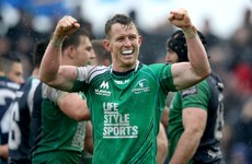 Connacht's Matt Healy adding consistency to try-scoring threat