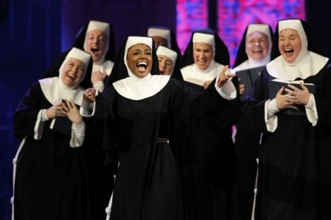 Image from Sister Act The Musical in New York.