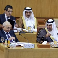 Arab League suspends Syria's membership over crackdown