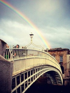 10 times the Ha'penny Bridge looked only feckin' gorgeous