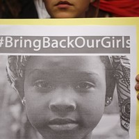 The second of the 219 abducted Nigerian schoolgirls has been found